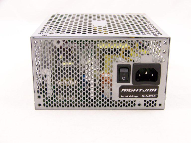 SilverStone NJ600 600W Fanless Power Supply Review