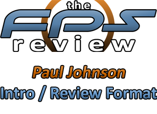 Paul Johnson Intro and PSU Review Format