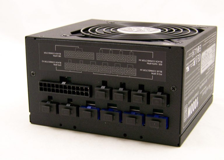 SilverStone Strider Platinum 1000W (ST1000-PTS) Power Supply Review