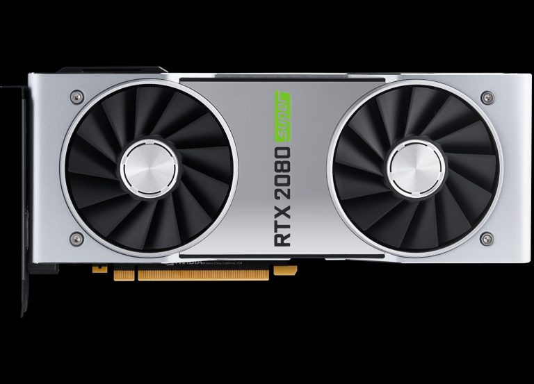 NVIDIA GeForce RTX 2080 SUPER Video Card Review
