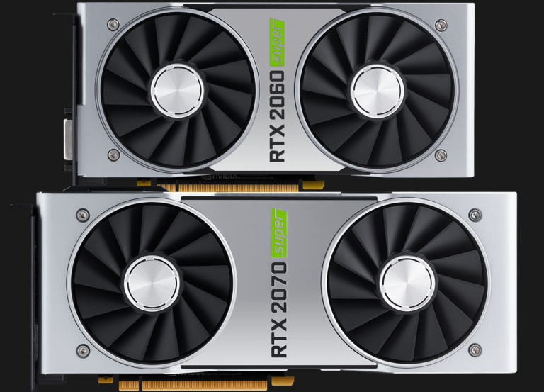 NVIDIA GeForce RTX 2070 SUPER and 2060 SUPER Video Card Review