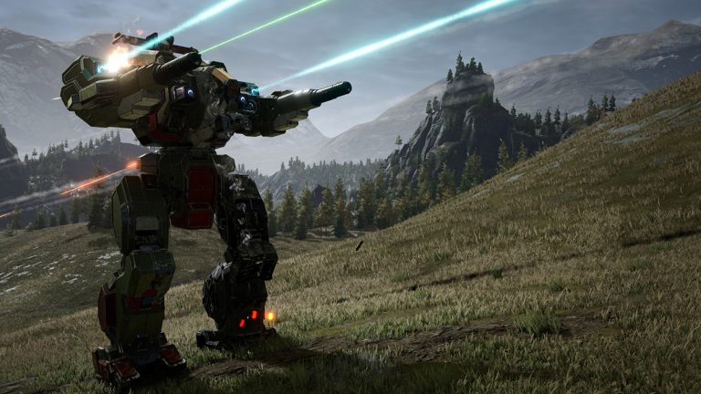 MechWarrior 5: Mercenaries to Launch Without NVIDIA RTX or DLSS Support