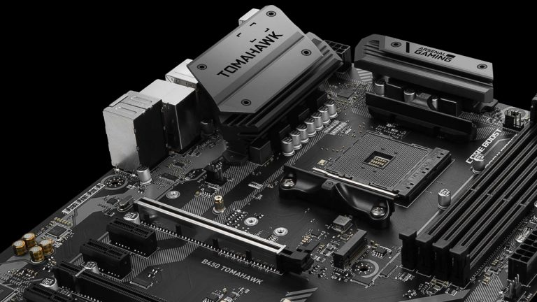 MSI Releasing New B450 Boards with Larger BIOS Chips for Ryzen 3000 Compatibility