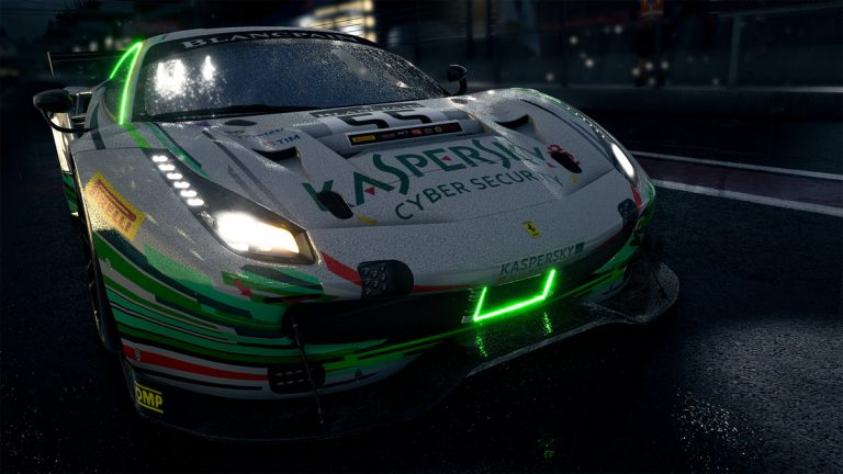 Assetto Corsa Competizione May Never Support Ray Tracing despite Being Promised