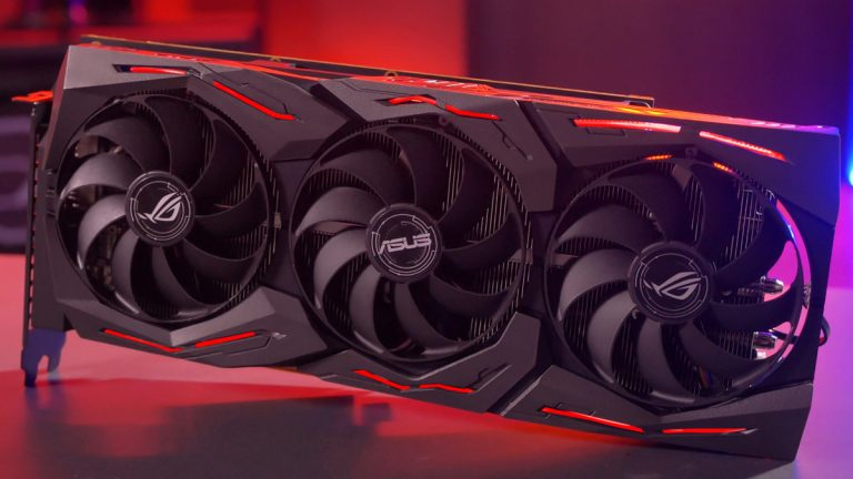 ASUS Announces Five Custom AMD Radeon RX 5700 GPUs