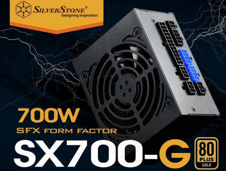SilverStone SX700-G 700W SFX Power Supply Review