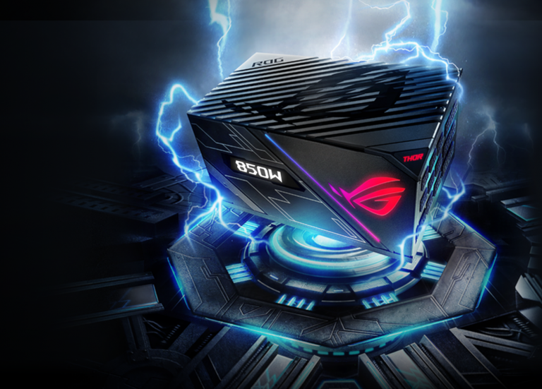 ASUS ROG THOR 850W Power Supply Review