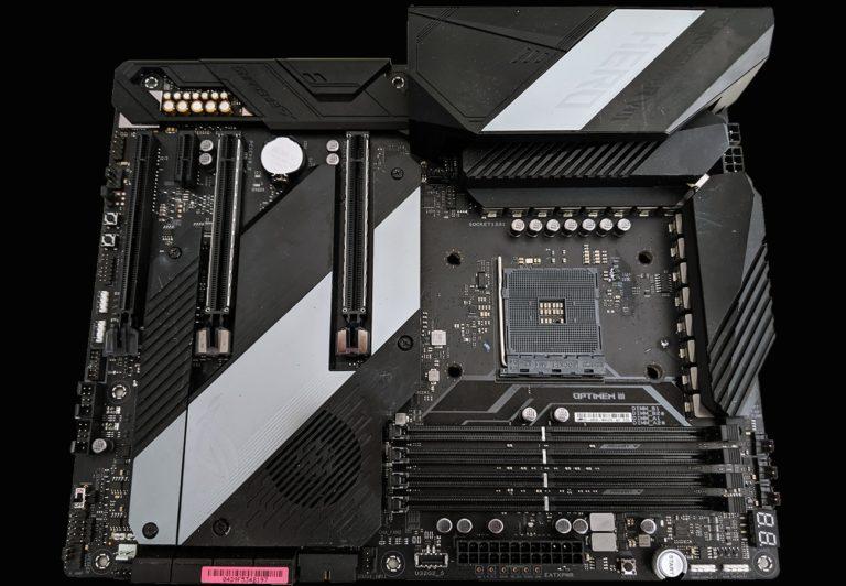 ASUS ROG Crosshair VIII Hero Wi-Fi X570 Motherboard Review