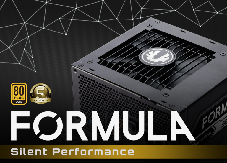BitFenix Formula Gold 550W Power Supply Review