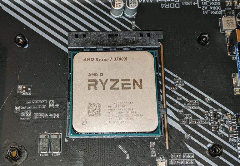 AMD Ryzen 7 3700X CPU Review
