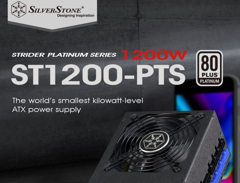 SilverStone Strider Platinum 1200W (ST1200-PTS) Power Supply Review