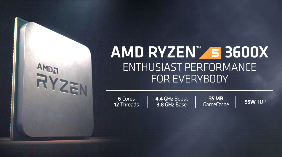 Amd Ryzen 5 3600x Cpu Review Page 2 Of 12 The Fps Review