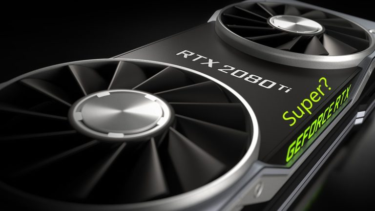 Nvidia 2080 TI Super Rumors?
