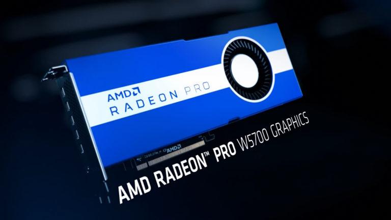 AMD Announces World's First 7 Nm Professional PC Workstation GPU