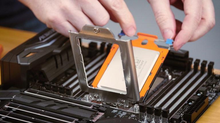 "AMD Planning ""Long-Term"" Support for New Threadripper Socket, sTRX4"