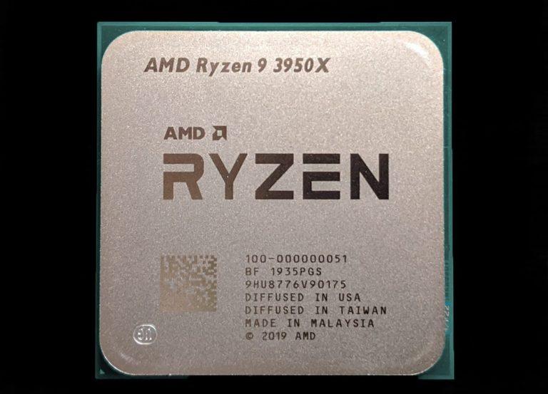 AMD Ryzen 9 3950X CPU Review