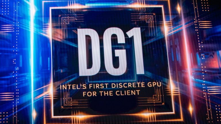 "Intel Demos ""DG1"" Discrete GPU at CES 2020: ""Double"" the Graphics Performance over Prior Gen"