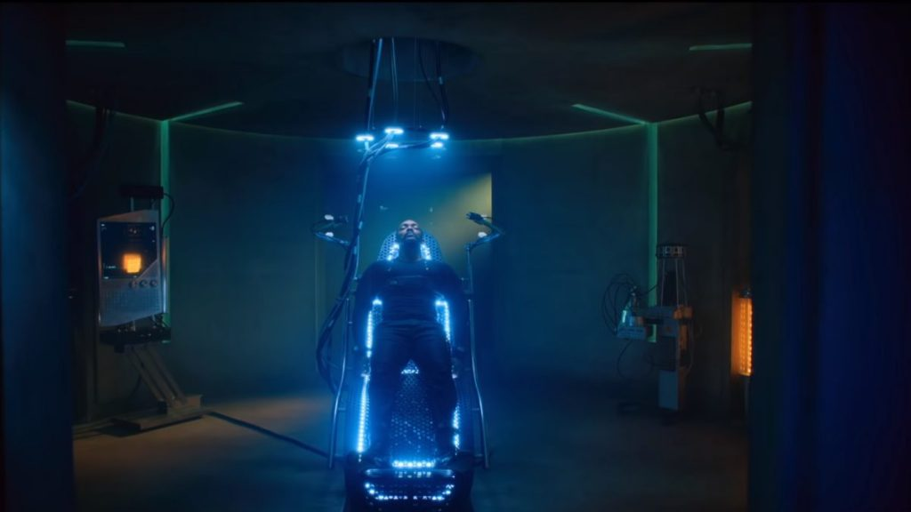 Image from Altered Carbon 2 Full Trailer
