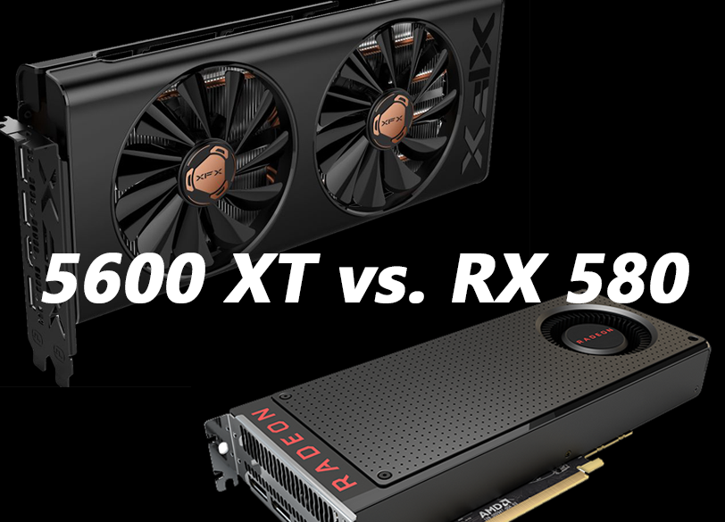 Upgrading Radeon Rx 580 To Radeon Rx 5600 Xt The Fps Review
