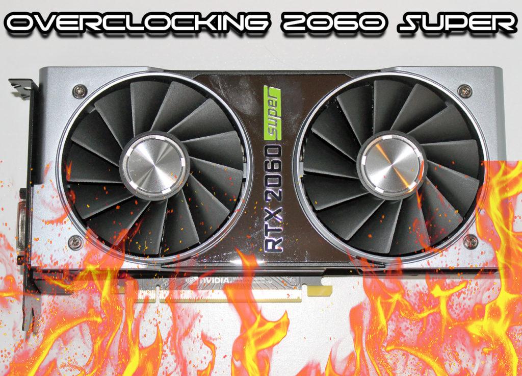 NVIDIA GeForce RTX 2060 SUPER SUPER Main Page Banner