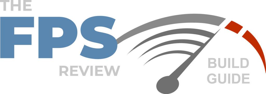 The FPS Review Logo