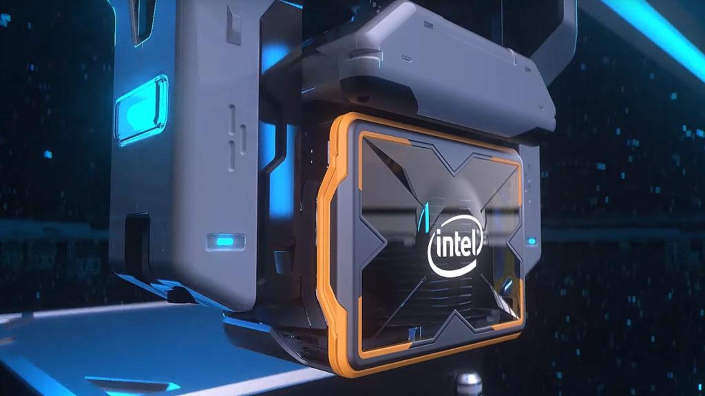 Intel Processor Manufacturing