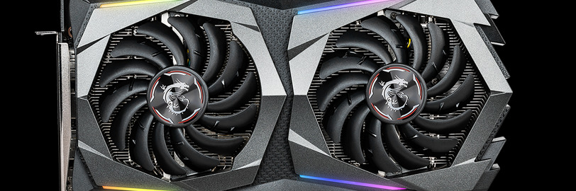 MSI GeForce GTX 1660 SUPER GAMING X Banner