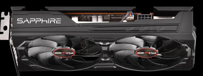SAPPHIRE PULSE Radeon RX 5500 XT 8G Banner