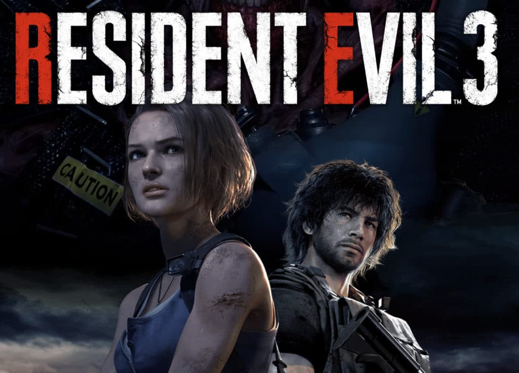 Resident Evil 3 Featured Image