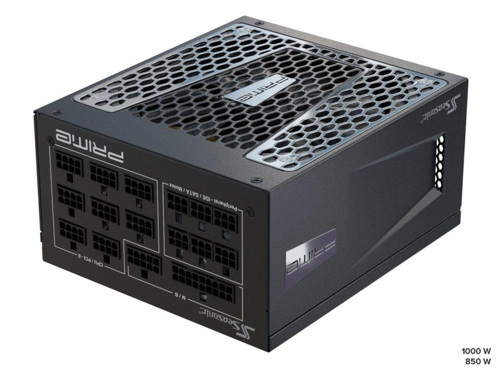 Seasonic Prime PX-850 Power Supply