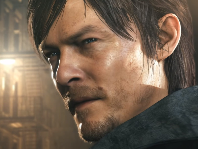 Snapshot from Silent Hills Trailer