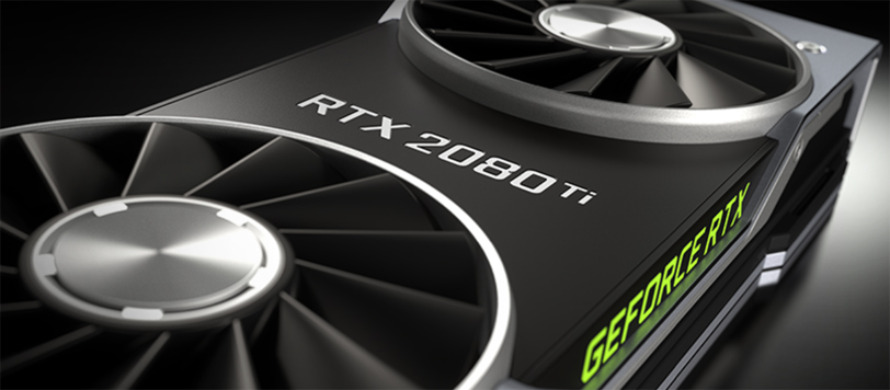 NVIDIA GeForce RTX 2080 Ti video card