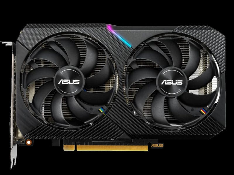 ASUS DUAL RTX 2070 MINI Featured Image
