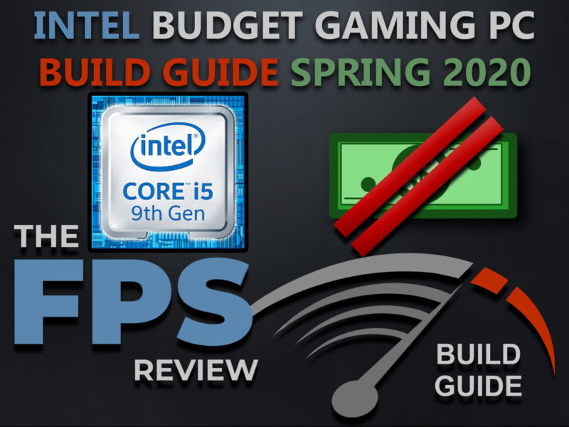 Intel Budget Gaming PC Build Guide Featured Image
