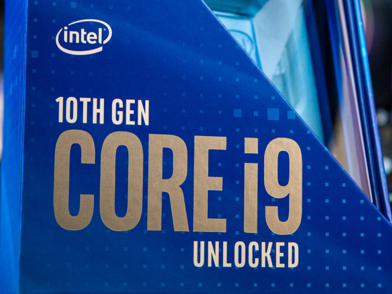 Intel Core i9-10900K CPU Review Featured Image