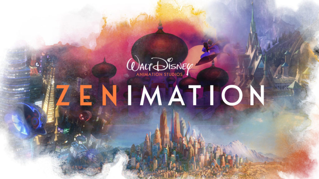 Disney Plus Zenimation