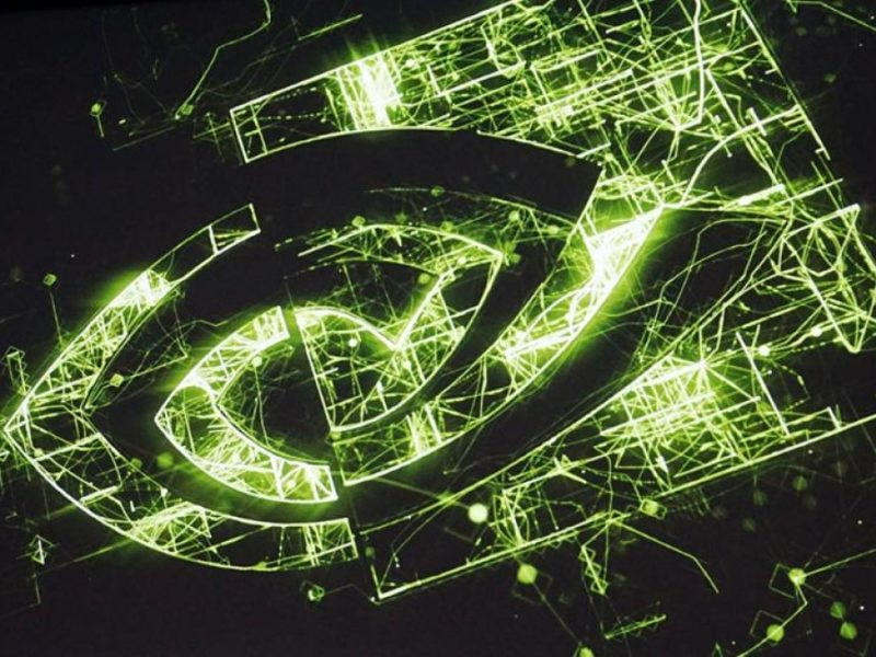 NVIDIA Logo Data Center Tweet