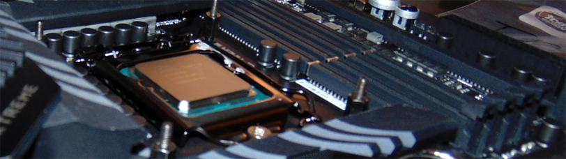 Intel Core i5-10600K CPU Review Banner