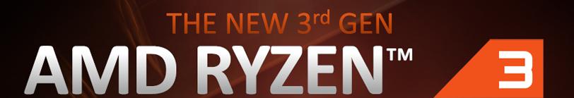 AMD Ryzen 3 3100 CPU Review Banner
