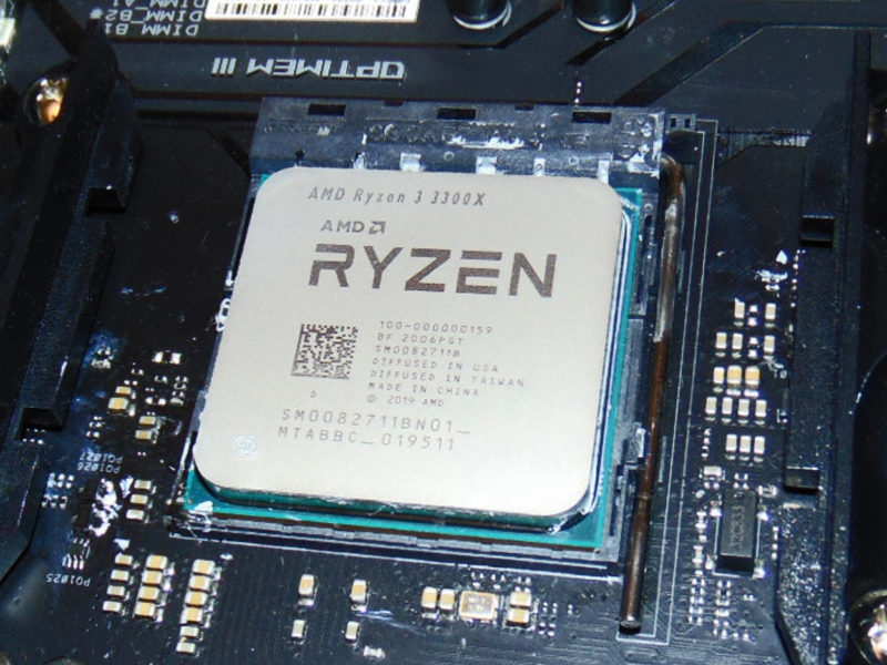 Ryzen 3 3300X CPU Review Featured Image