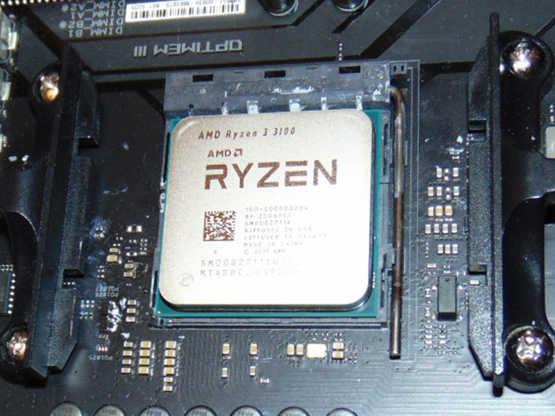 AMD Ryzen 3 3100 CPU Review Featured Image