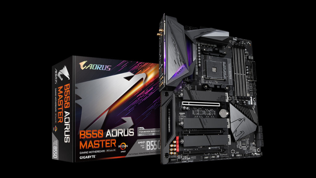 What Happened To Amd S B550 Being A Budget Chipset Gigabyte S Aorus Master Motherboard To Cost 279 The Fps Review