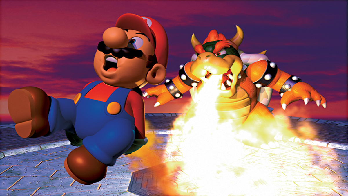 Sealed Copy of Super Mario 64 Sells for $1.5 Million ...