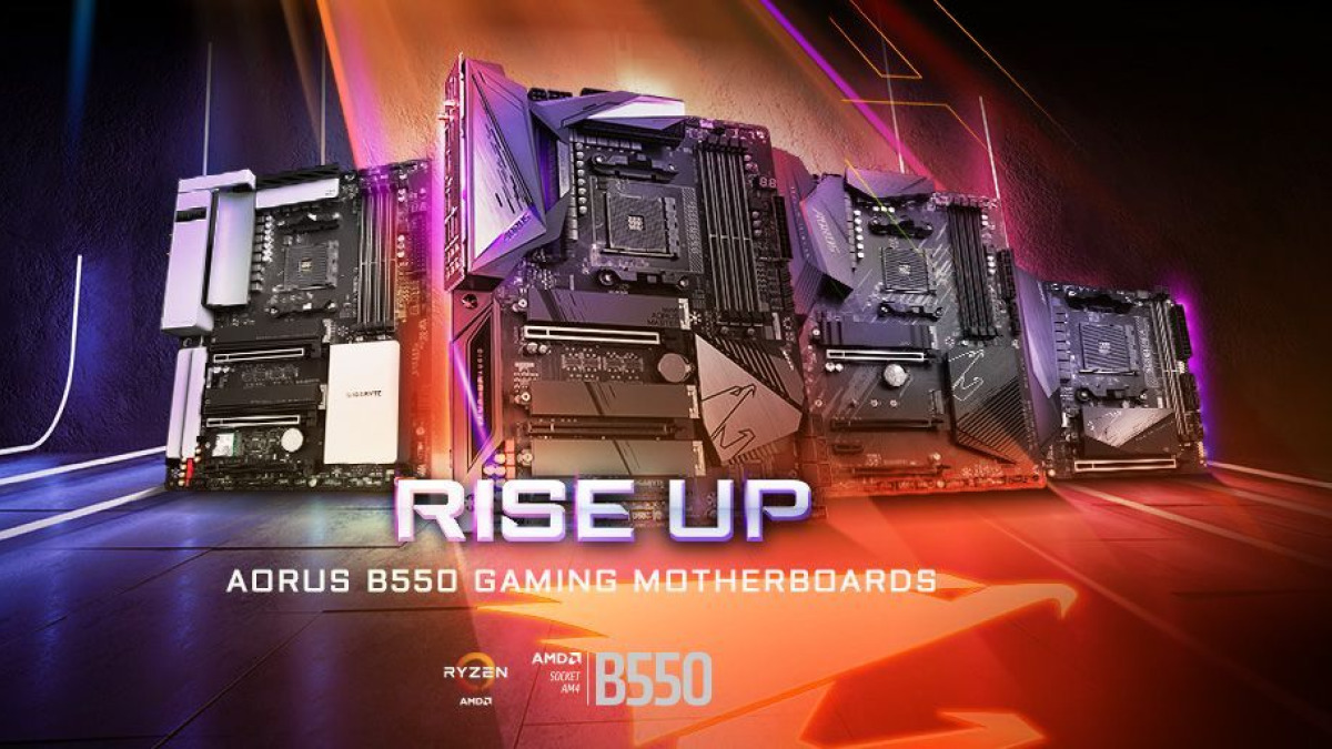 Gigabyte B550 Aorus Motherboards Are Officially Available To Purchase The Fps Review
