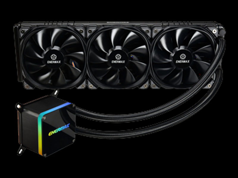 Enermax LIQTECH II 360mm AIO Cooler Featured Image