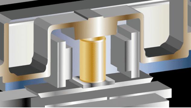 Enermax EF1 Pump Design