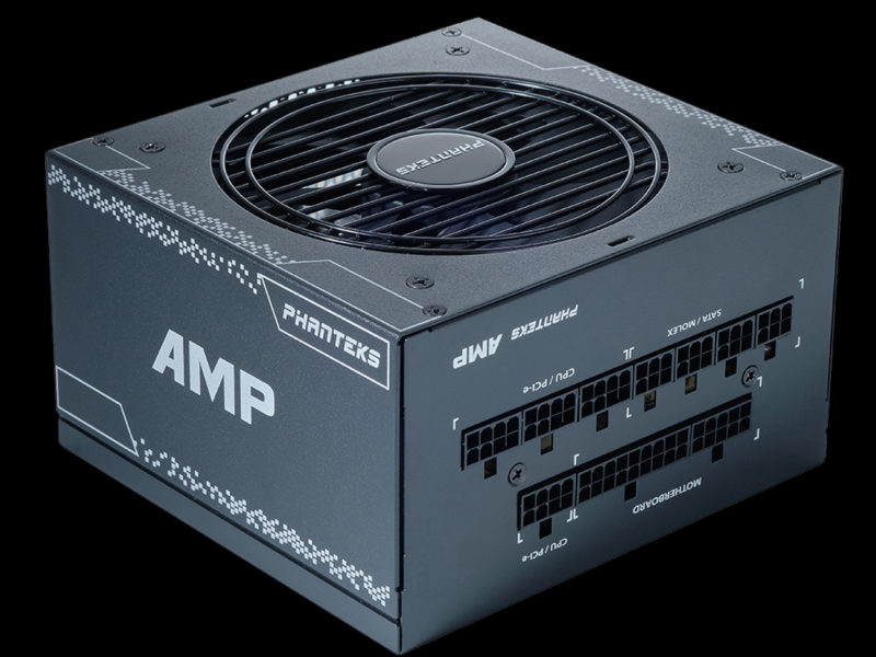 Phanteks AMP 750W Power Supply Featured Image