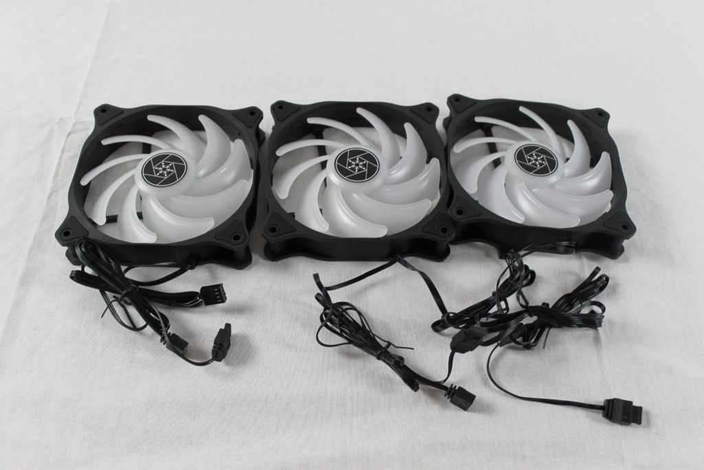 SilverStone PF360-ARGB AIO Cooler Fans