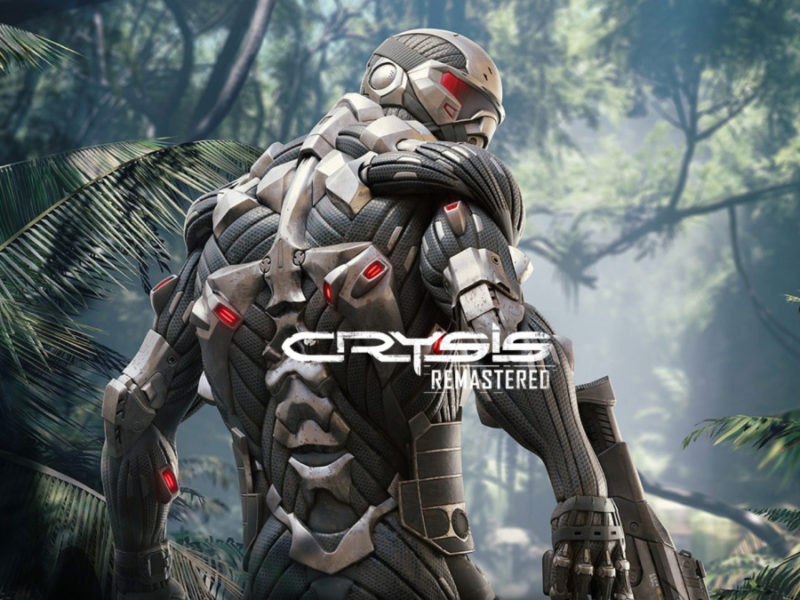 Crysis Remastered Webpage