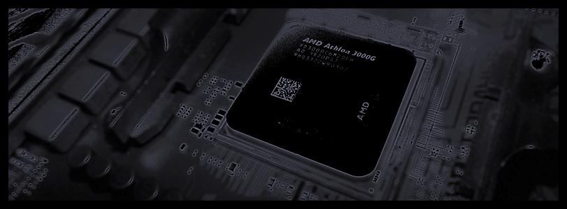 AMD Athlon 3000G APU